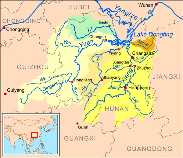 Hunan Resistance to Rebellion