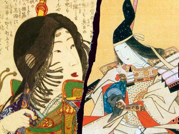 Samurai and Tantō